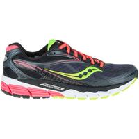 Cipők Női Rövid szárú edzőcipők Saucony S10273 Fekete