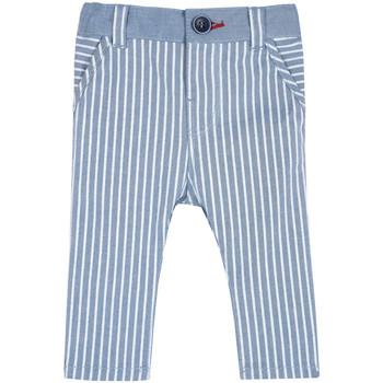 Ruhák Gyerek Lenge nadrágok Chicco 09008111000000 Kék