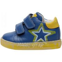 Cipők Gyerek Rövid szárú edzőcipők Falcotto 2014647 01 Kék