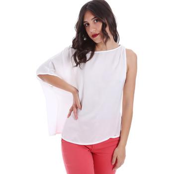 Ruhák Női Blúzok Gaudi 011FD45057 Fehér