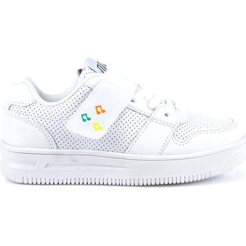 Cipők Gyerek Rövid szárú edzőcipők Lumberjack SB81211 001 V66 Fehér