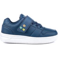 Cipők Gyerek Rövid szárú edzőcipők Lumberjack SB81211 001 V66 Kék