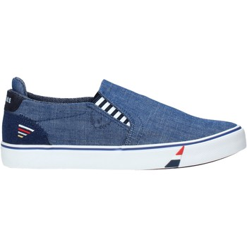 Cipők Férfi Belebújós cipők Navigare NAM010006 Kék