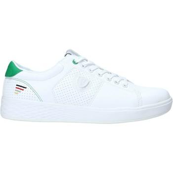 Cipők Férfi Rövid szárú edzőcipők Navigare NAM018015 Fehér