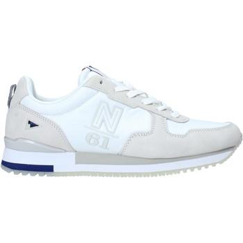 Cipők Férfi Rövid szárú edzőcipők Navigare NAM013532 Fehér
