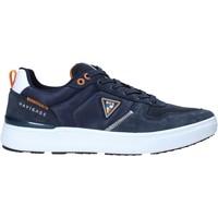Cipők Férfi Rövid szárú edzőcipők Navigare NAM018307 Kék