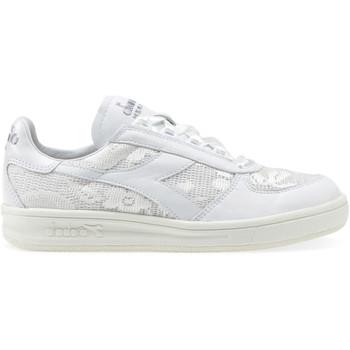 Cipők Női Rövid szárú edzőcipők Diadora 201.173.346 Fehér