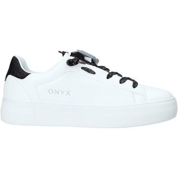 Cipők Női Rövid szárú edzőcipők Onyx S20-SOX701 Fekete