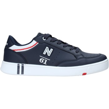 Cipők Férfi Rövid szárú edzőcipők Navigare NAM018110 Kék