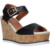 Cipők Női Szandálok / Saruk Lumberjack SW83106 001 Q85 Fekete