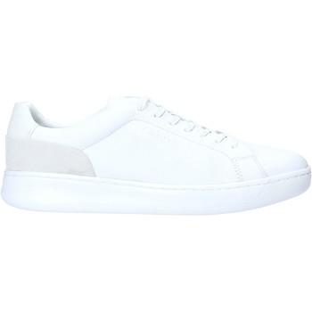 Cipők Férfi Rövid szárú edzőcipők Calvin Klein Jeans F1291 Fehér