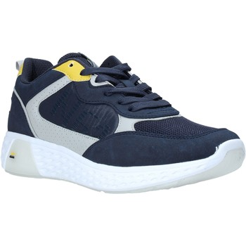 Cipők Férfi Rövid szárú edzőcipők Navigare NAM015220 Kék