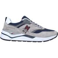 Cipők Férfi Rövid szárú edzőcipők Navigare NAM015260 Szürke