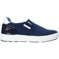 Cipők Férfi Belebújós cipők Navigare NAM018311 Kék