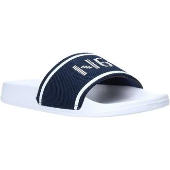 Cipők Férfi strandpapucsok Navigare NAM019035 Kék