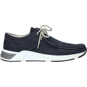 Cipők Férfi Vitorlás cipők Valleverde 11872 Kék