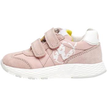 Cipők Gyerek Rövid szárú edzőcipők Naturino 2014904 01 Rózsaszín