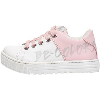 Cipők Gyerek Divat edzőcipők Naturino 2014918 01 Rózsaszín