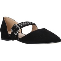 Cipők Női Balerina cipők  Gold&gold A20 GE52 Fekete