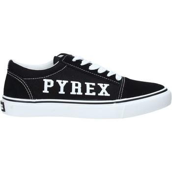 Cipők Női Rövid szárú edzőcipők Pyrex PY020224 Fekete