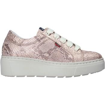Cipők Női Rövid szárú edzőcipők CallagHan 14906 Rózsaszín