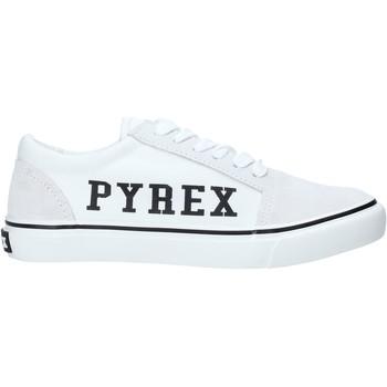 Cipők Női Rövid szárú edzőcipők Pyrex PY020224 Fehér