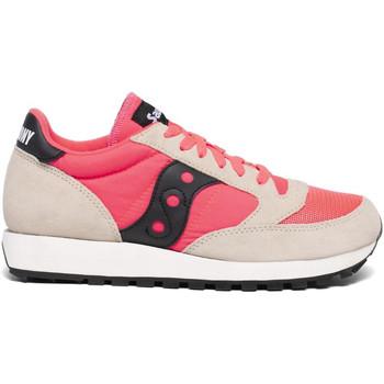 Cipők Női Rövid szárú edzőcipők Saucony S60368 Rózsaszín