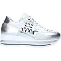 Cipők Női Rövid szárú edzőcipők Comart 1A3385 Fehér