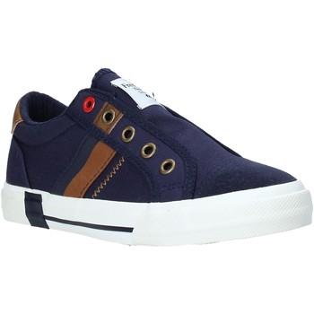 Cipők Gyerek Rövid szárú edzőcipők Fred Mello S20-SFK305 Kék