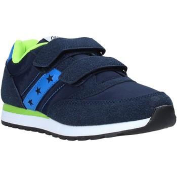 Cipők Fiú Rövid szárú edzőcipők Fred Mello S20-SFK315 Kék