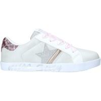 Cipők Lány Rövid szárú edzőcipők Miss Sixty S20-SMS724 Arany