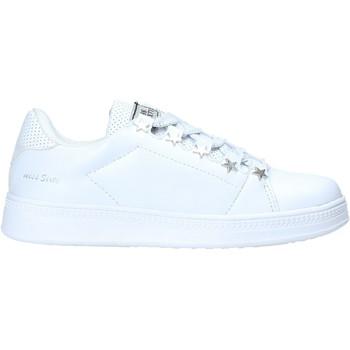 Cipők Gyerek Rövid szárú edzőcipők Miss Sixty S20-SMS727 Fehér
