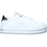 Cipők Gyerek Rövid szárú edzőcipők Sweet Years S20-SSK414 Fehér