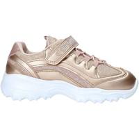 Cipők Lány Rövid szárú edzőcipők Sweet Years S20-SSK420 Rózsaszín