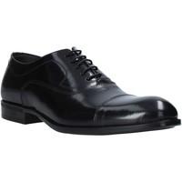 Cipők Férfi Oxford cipők Exton 1391 Fekete