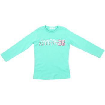 Ruhák Gyerek Hosszú ujjú pólók Melby 70C5615 Zöld