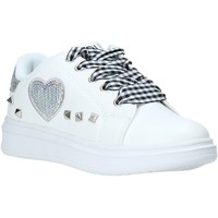 Cipők Gyerek Rövid szárú edzőcipők Joli JS0068S Fehér