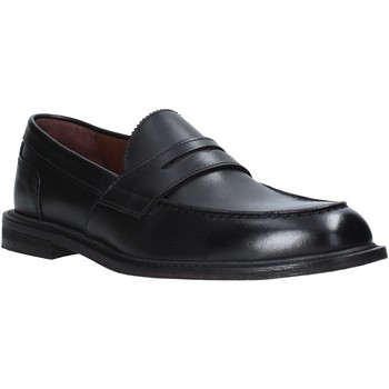 Cipők Férfi Mokkaszínek Marco Ferretti 860003MF Fekete