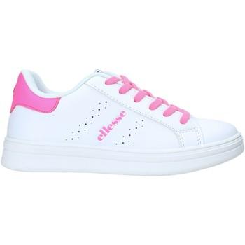 Cipők Lány Rövid szárú edzőcipők Ellesse ES0014S Fehér