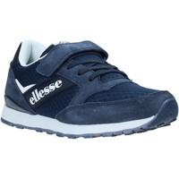 Cipők Gyerek Rövid szárú edzőcipők Ellesse ES0008S Kék