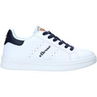 Cipők Gyerek Rövid szárú edzőcipők Ellesse ES0014S Fehér