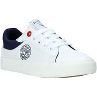 Cipők Gyerek Rövid szárú edzőcipők Fred Mello S20-SFK306 Fehér