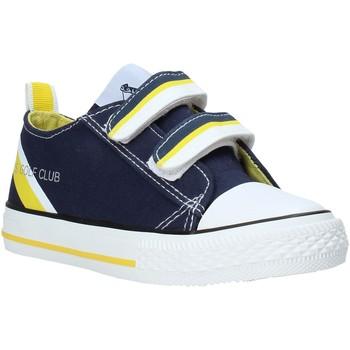 Cipők Fiú Rövid szárú edzőcipők U.s. Golf S20-SUK607 Kék