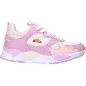 Cipők Gyerek Rövid szárú edzőcipők Ellesse ES0007S Rózsaszín
