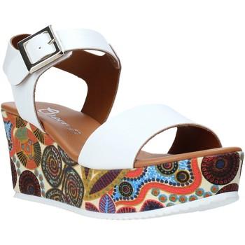 Cipők Női Szandálok / Saruk Grace Shoes 07 Fehér