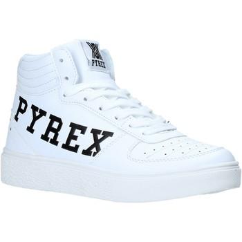 Cipők Női Magas szárú edzőcipők Pyrex PY020234 Fehér