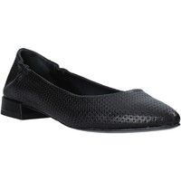Cipők Női Balerina cipők  Mally 6184N Fekete