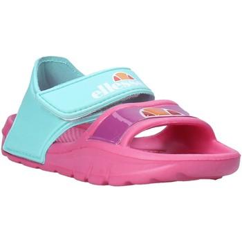 Cipők Gyerek Szandálok / Saruk Ellesse OS EL01B70426 Rózsaszín