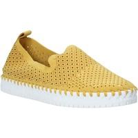 Cipők Női Belebújós cipők Grunland SC4916 Sárga