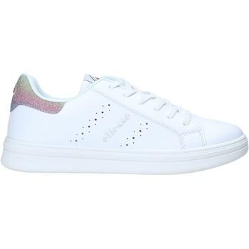 Cipők Lány Rövid szárú edzőcipők Ellesse ES0015S Fehér